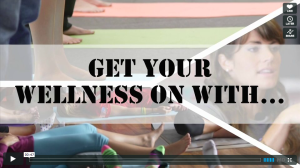 Just Roll With It Wellness video